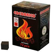 Cocobrico - уголь для кальяна 72шт