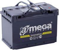 Аккумулятор AMEGA Standard 62Ah 600A