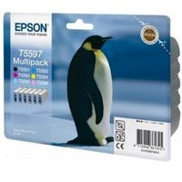 Ink Cartridge Epson T559740 Multipack