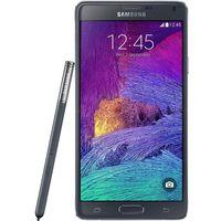 Смартфон SAMSNG N910 Galaxy Note 4 Dos LTE Charcoal Black