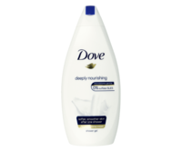 Гель для душа Dove Deeply Nourishing, 750 мл