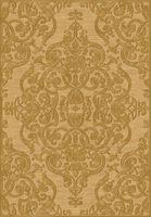 Ecofloor Farashe (348C486555) Gold Kings Monogram 1.60x2.30m