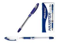 Ручка гелевая PT-335 soft ink, синяя