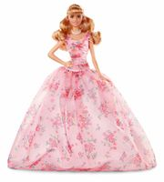 Păpușa Barbie Birthday Wishes (FXC76)
