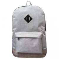 "15.6"" NB Backpack - CONTINENT BP-003, Grey"