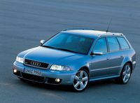 Ветровик Audi A4 (8D;B5)1996-2001 Avant