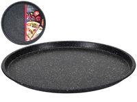 Forma pentru copt pizza Marble D34cm, antiardere
