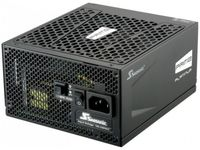 Power Supply ATX 650W Seasonic Prime Ultra 650 80+ Platinum, Fully Modular, Fanless until 40 % load