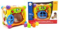 Huile Toys Магический куб с Музыкой и светом