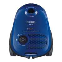 Пылесос Bosch BGN2A300