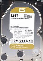 "3.5"" HDD 1.0TB  Western Digital WD1005FBYZ Enterprise Class® Gold™, 512N model, 7200rpm, 128MB, SATAIII"