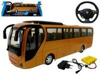 """купить Автобус Р/У """"Bus-G"""" с батареей и вкл. фарами 54Х20Х15cm в Кишинёве"""