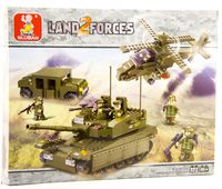 Sluban Land Forces ?Elite Armored Division (B0309)