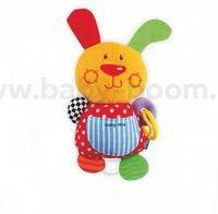 "Baby Mix EF-TE-8114-25 Игрушка плюшевая ""Кролик"""