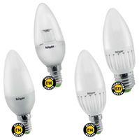 LED (3W) NLL-C35-3-230-4K-E14-FR(Standard)