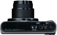 Aparat foto digital Canon PowerShot SX620HS Black