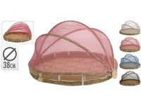 Capac din bamboo impotriva insectelor, D38cm