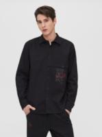 Рубашка CROPP Чёрный