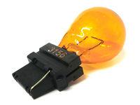 Автолампа PY27W (3156) оранжевая, M-Tech PY27WAMBER