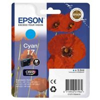 Ink Cartridge Epson T17024A10 Cyan