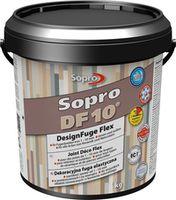 Sopro Затирка Sopro DF 10 Серебристо-серая №17 2.5кг