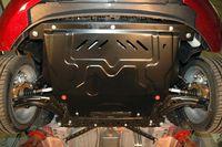 !         FordFiesta2008- 2014  ЗАЩИТА КАРТЕРА SHERIFF | Защита двигателя