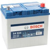 Аккумулятор Bosch EFB-AGM S4 024 (0 092 S4E 400)