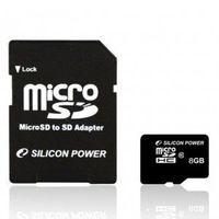 8 GB Micro SD, class 10