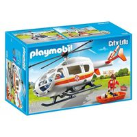 Emergency Medical Helicopter, PM6686