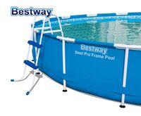Лестница для бассейнов до 84 см, 2 ступенки