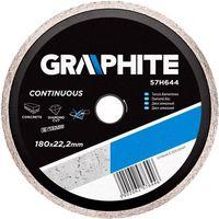 Disc de tăiere Graphite 57H644