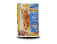 FRISKIES Adult (лосось и тунец в подливе), 100гр