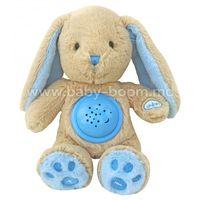 """Baby Mix STK-18957 BLUE Проектор музыкальный """"Кролик"""""""