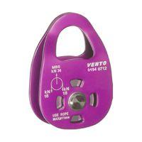 Блок-ролик одинарный Vento Uno 36 дюр. с подшип., violet, vpro 0194