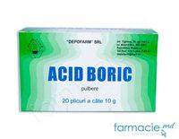 Acid boric 10g pulv. N20 (Depo)(TVA20%)