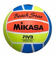 купить Мяч волейбольный Mikasa Beach Star 1633 (8549) в Кишинёве