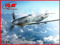 48107 Bf 109-4 / R6, Немецкий истребитель IIСВ