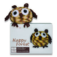 Creative kit Happy Forest, Owl multicolour