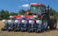 Semănătoare de precizie Monosem NG Plus 4 pentru culturi de câmp și legume