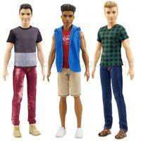"Barbie DWK44 Кукла ""Кен Модник"" в асс.(3)"