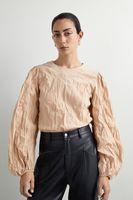 Блуза ZARA Бежевый 5580/632/743