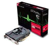 Sapphire PULSE Radeon RX 550 2GB DDR5 128Bit 1071/6000Mhz, DVI, HDMI, DisplayPort, Single fan, Lite Retail