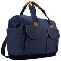 "16"" NB  bag - CaseLogic Lodo Satchel ""LODB115DBL"" Dressblue-Navyblazer"