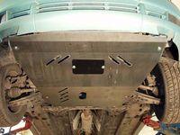 !         ChevroletAveo T 2002003 - 2006 ЗАЩИТА КАРТЕРА SHERIFF | Защита двигателя