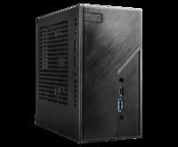 Mini PC ASRock DESKMINI 470/B/BB, Intel Socket 1200, Black