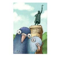 купить Почтовая Открытка – Штефан чел Маре в Кишинёве