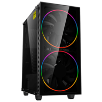 Корпус ATX Gamemax Black Hole