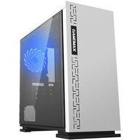 Корпус Gamemax EXPEDITION H605, White (mATX)