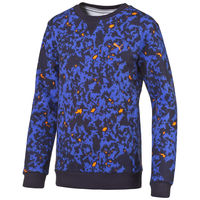 Puma FUN TD Graphic Crew Sweat, Fleece b