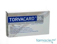 Torvacard (atorvastatin) 20mg comp N15x2